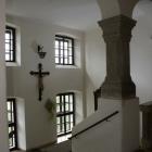 Stopnišče v samostanu
