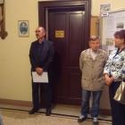 Predsednik Društva zbirateljev Ajdovščina-Nova Gorica g. Aleš Brecelj