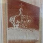 Krona Henrika V., ki je izginila med 1. svetovno vojno