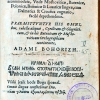 Prva slovnica slovenskega jezika Zimske urice (1584)